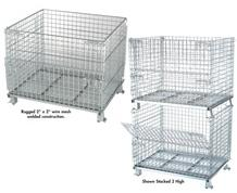 WIRE CONTAINERS